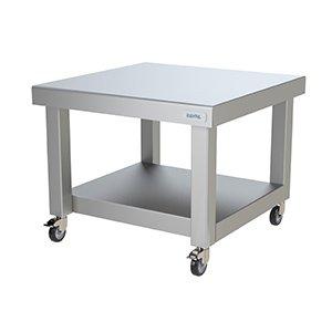 TABLE-MP Table en acier inoxydable