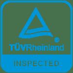 logo tuv inspected Home