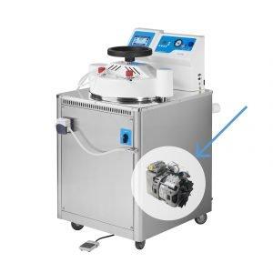 CP-MP - Système d'air comprimé